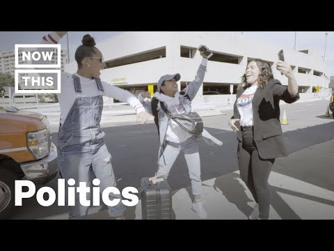 Alicia Keys, America Ferrera, and Liza Koshy Energize Young Voters | NowThis