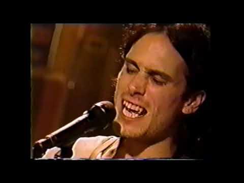 Jeff Buckley - Musiqueplus - Montreal, QC 5/27/95