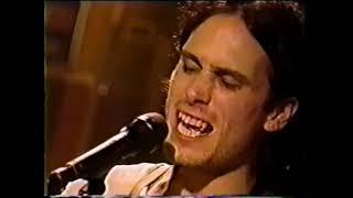 Jeff Buckley - Musiqueplus - Montreal, Quebec, 5/27/95