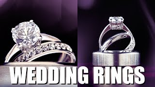 Get a Commercial Look for your Ring Shots    Tutorial #3
