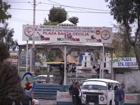 Ciudad neza youtube for Cd jardin nezahualcoyotl