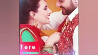 Latest song Teri Aankho main jaanat basa ke chala ||New WhatsApp status full screen|| naresh chand||