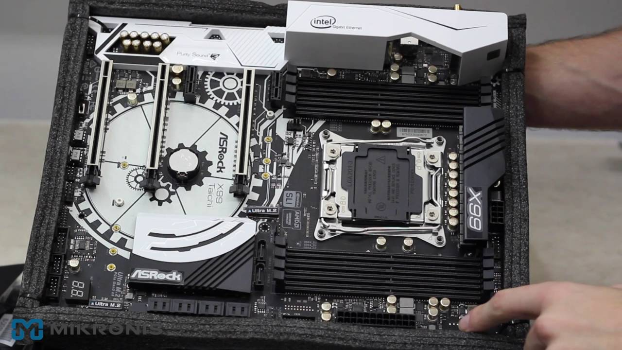 ASROCK X99 TAICHI MOTHERBOARD DRIVER FOR WINDOWS DOWNLOAD