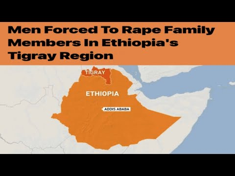 Thousands Of People Killed And Hundreds Of Women Raped In Ethiopia's Tigray Region