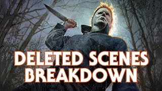 HALLOWEEN (2018) Deleted Scenes Breakdown