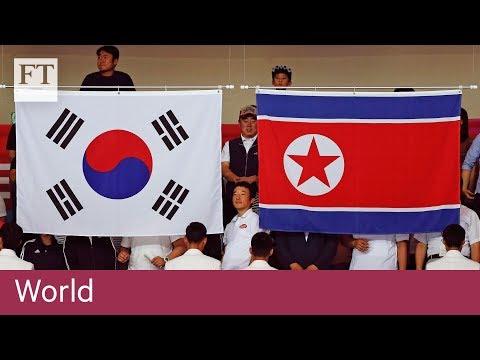 Korean talks start