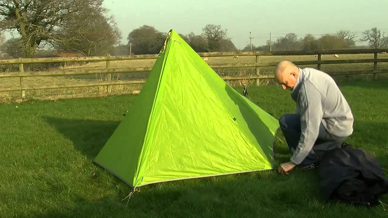 & Luxe Sil Rocket - Tarp Tent Review - YouTube