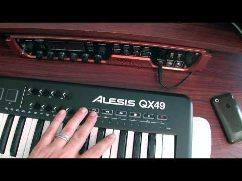 Alesis QX49 Review