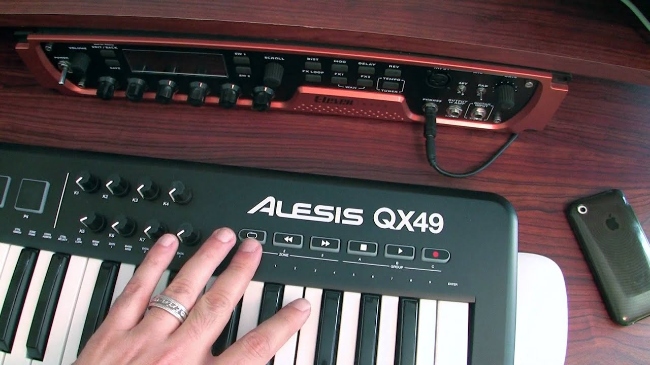 ALESIS QX49 DRIVERS FOR WINDOWS 10