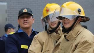 天水圍香島中學16/17消防訓練營Day4即日回顧