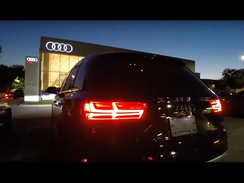 2017 Audi Q7 3.0 TFSI Quick Drive and Price