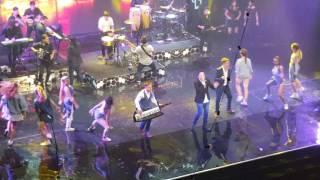 Presentación en Los Premios Gardel 2016 de Los Totora
