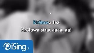 Agnieszka Chylińska - Królowa Łez (karaoke iSing)