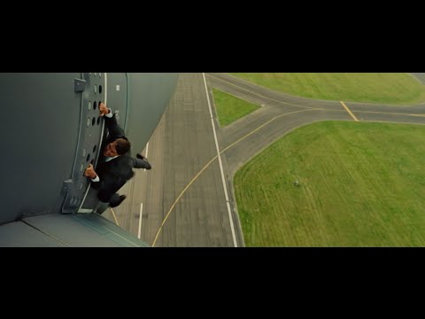 Mission: Impossible - Rogue Nation | Teaser Trailer | Paramount Pictures UK