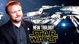 Star Wars! Disney May STOP Rian Johnson Trilogy & More! (New Trilogy) - Star Wars News