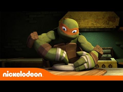 Tartarugas Ninja | Fazendo Pizza | Brasil | Nickelodeon em Português