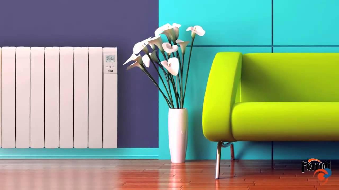 Radiadores conoce las ventajas de los emisores t rmicos - Emisores termicos electricos ...