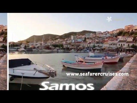 Seafarercruises Idyllic Destinations Aegean Sea Greece and Turkey