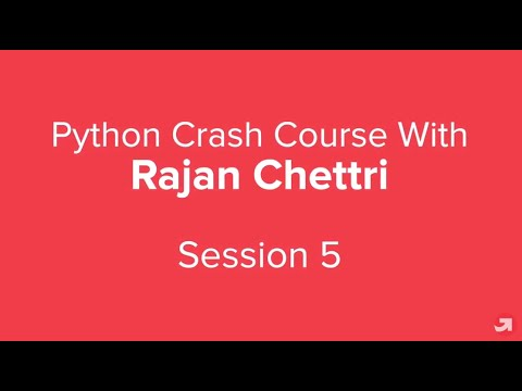 Python Crash Course Part 5 | Python Tutorial for Beginners with examples | upGrad thumbnail