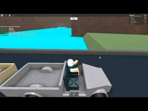 Roblox How To Get A Trailer In Lumber Tycoon 2 Youtube