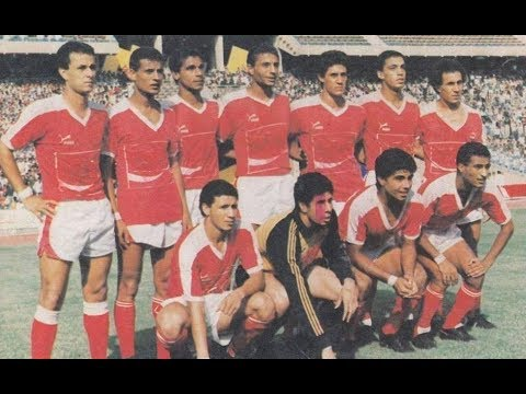 الأهلي بدون الدوليين - الأهلي 3 - 1 المصري - نهائي كأس مصر 1984
