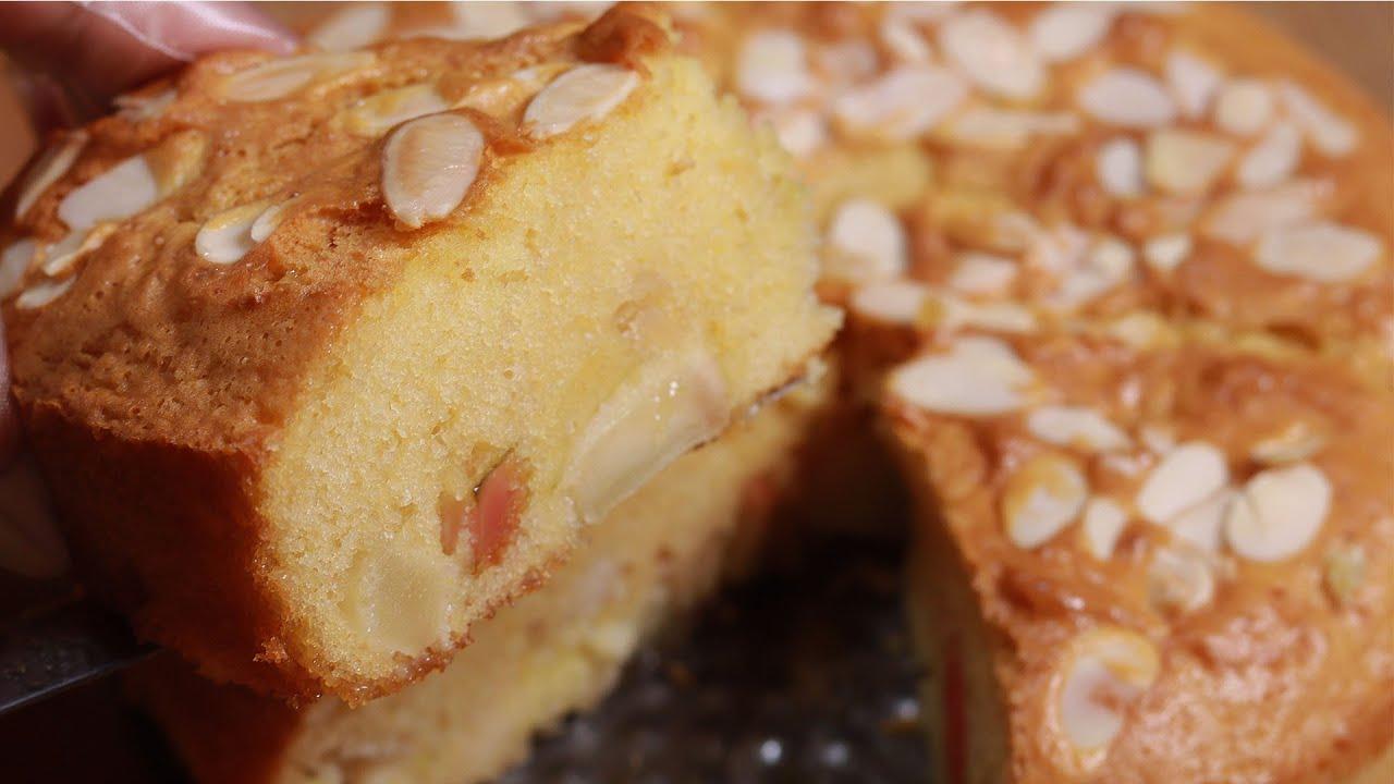 Cách làm Bánh Táo Nướng ăn ngon rất lạ miệng I Apple Cake