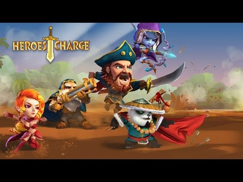 Heroes Charge - Universal - HD Gameplay Trailer