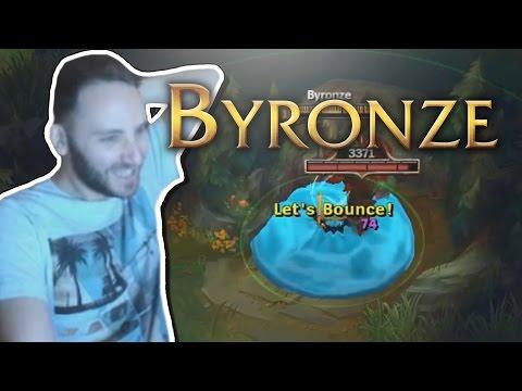 Byronze Returns to League of Legends