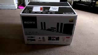 Sony BDV N7200W Unboxing