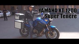 #Докатились! Yamaha XT 1200 Super Tenere. Зато он милый