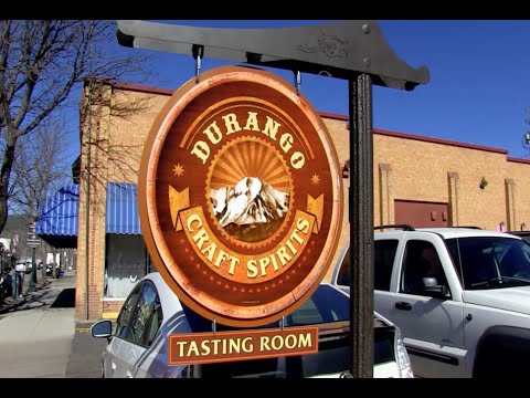 Durango's 1st Legal Distillery
