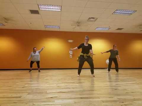 Cardio Hip Hop: Hear Me Comin Young Joc