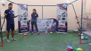 Future Sports Football:  U5-U7 Week 14