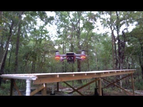 SWEEP YOUR ROOF WITH A DRONE
