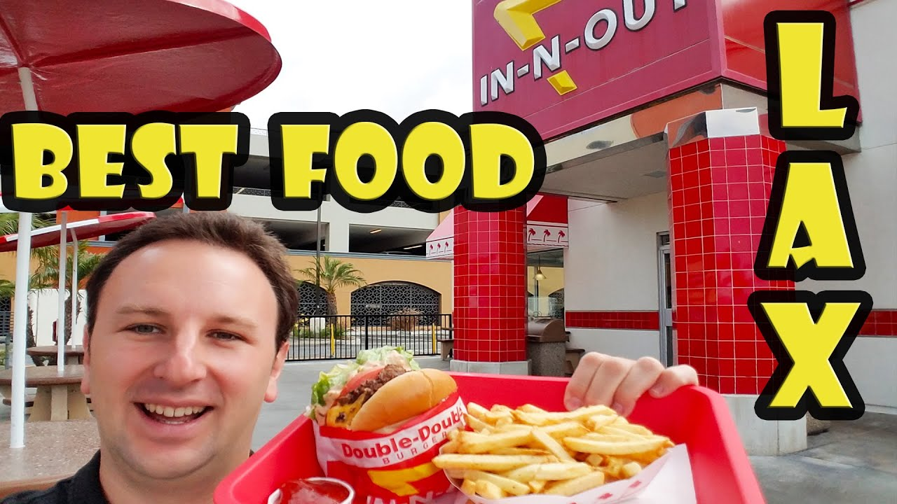 Best Food near LAX Airport   In N Out Burger   YouTube. Restaurants Near Lax Airport. Home Design Ideas