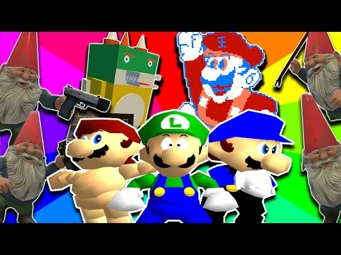 SMG4: Welcome To The Kushroom Mingdom from YouTube · Duration:  9 minutes 32 seconds