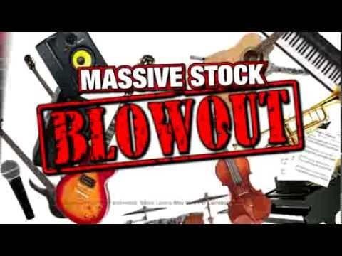 Allans Billy Hyde Massive Stock Blowout SA