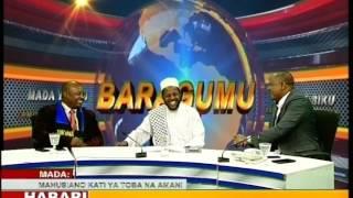 Mahusiano Kati ya Toba na Imani 27.05.2016 (02)