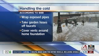 BBB offers winter weather tips
