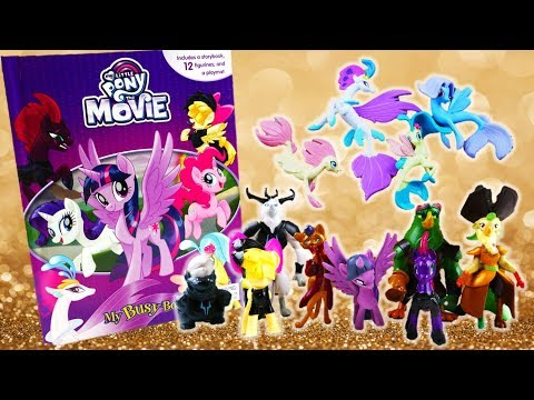 My Little Pony The Movie 2017 My Busy Books Toys And Storybook