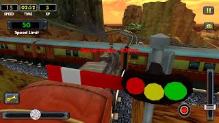 Uphill Train Racing 3D / Android Game / Game Rock