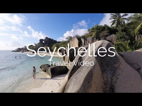 Beautiful Seychelles | Travel video | GoPro Hero 5 | 2017