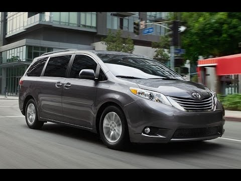 The All New 2015 Toyota Sienna Interior And Exterior Review Great Ideas