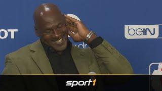 Beste Europäer aller Zeiten: Jordan vergisst Nowitzki | SPORT1