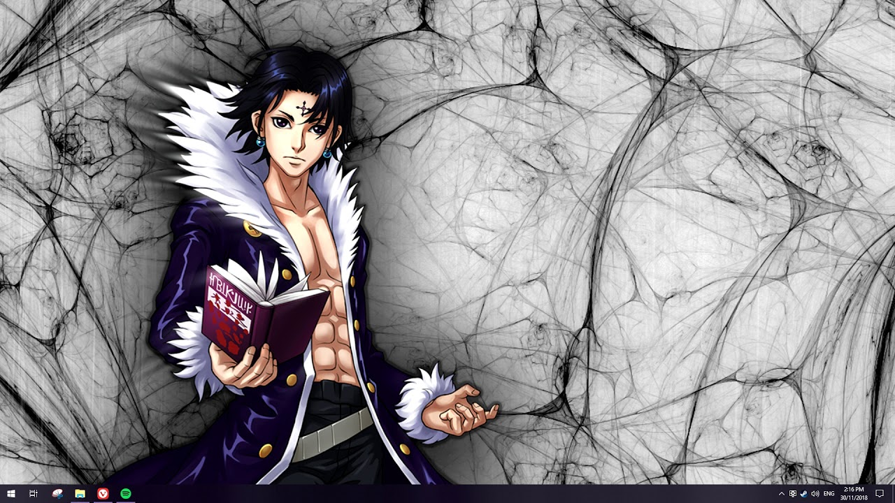 Chrollo Lucilfer Wallpaper Hunter X Hunter Wallpaper Engine
