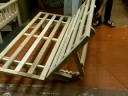 Bifold Futon Frame Operation