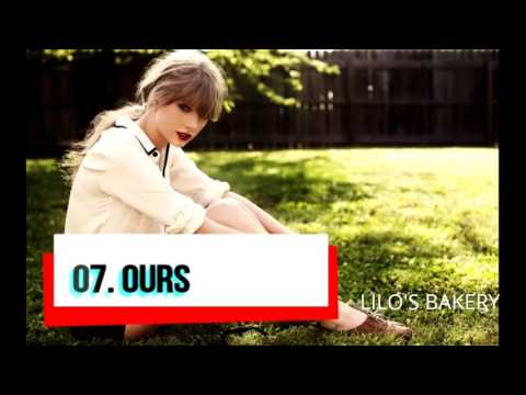 TOP 10 TAYLOR SWIFT LOVE SONGS!