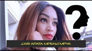 Zari The Boss Lady Apata Mpenzi Mpya Mwenyewe Athibitisha Amuita Diamond Kicheche