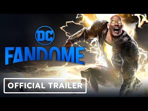DC FanDome 2021 - Official Announcement Trailer
