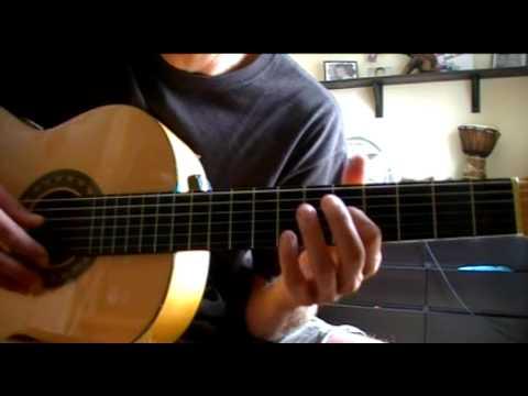 guitare acoustique solo facile